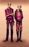 rE:VOLUTION - Pink Ladies by toxic-zone