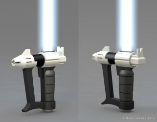 Ulysses 31 3D light sword by savmagoett