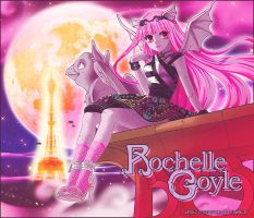 Rochelle Goyle by Apricot-Crown