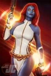 Mystique: X-men by Jeffach