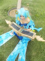 Sona Cosplay League of Legends 4 by AliceNero
