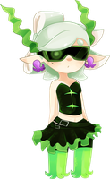 Octo Marie by Golditales