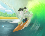 DTA Surfin' Safari by agentKROSS