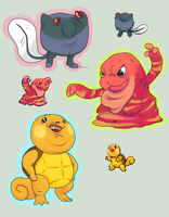 Pokemon Fusions Forever