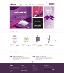 Loveo rejected concept by luqa