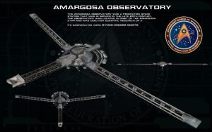 Amargosa Observatory ortho by unusualsuspex