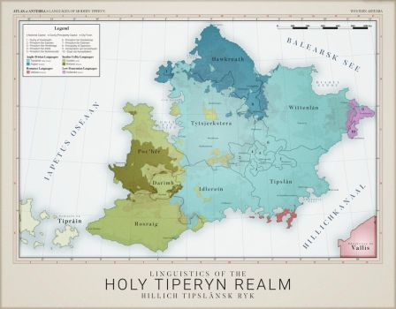 Tiperyn Linguistic Map by Tiperyn by snapshot-anterra