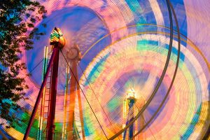 Wheels of Color by AreteEirene
