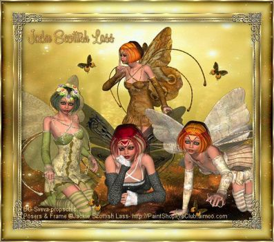 Faeries by Jackie-Scottish-Lass