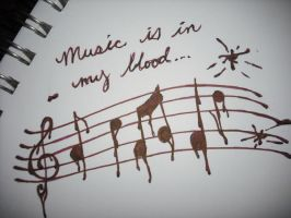 Music Is In My Blood by Lady-Anwe
