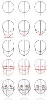 How to draw manga Age head tutorial by MrKaroruso