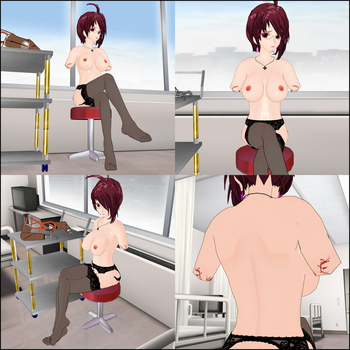 Ryoko Body condition 1 by qwaszx05