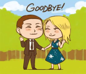 DP - goodbye from greenvale by FerioWind
