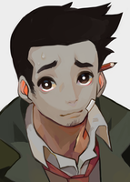 Dick Gumshoe by meccchi