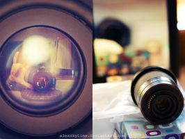 Love of Lenses by alexskyline