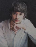 Ben Whishaw by ekota21
