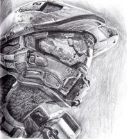 The Master Chief by KingVahagn
