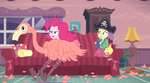 MLP Equestria Girls Pinkie Sitting Moments 5 by Wakko2010