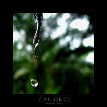 One Drop by ky74n