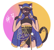 [CLOSED] adopt #04 by SweetShopAdopts