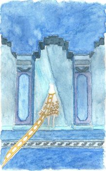 Journey watercolor 06 by Seigner