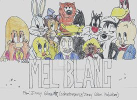 Mel Blanc Tribute by CelmationPrince