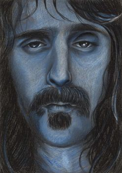 Frank Zappa by Musso