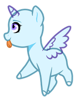 .:Chibi Base:. |~Silly Pone~| by Galaxystar106