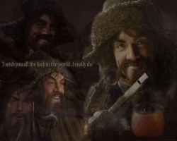 All the Luck in the World : Bofur Desktop by TheLastUnicorn1985