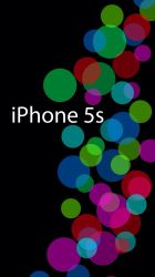 iPhone 5s (Black) by Gvc123
