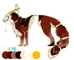 Schism Adopt Auction .:CLOSED:. by WolfSongAdopts