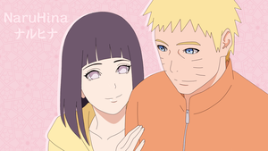 Naruhina Wallpaper by AiKawaiiChan