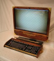 New - Old Time iMacs... by woodguy32