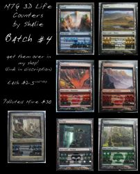 MTG LifeCounters Batch #4 by Shalie