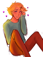 Yoosung!! by ilovenuggets