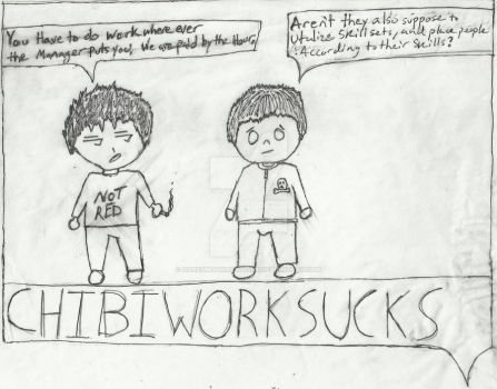 ChibiWorkSucks Ep2.pt1. Lined/Uncolored by DareSmithCreations