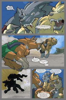 VARULV Issue 5 - Page 9 by dawnbest