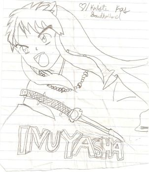 Krista's Inuyasha by jtspgs