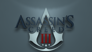 18. Assassin's Creed III by sfegraphics