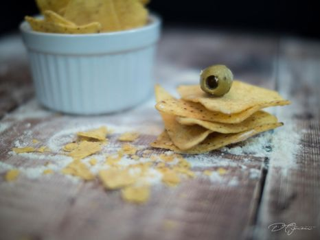 Tortillas n' Olives... by DeoIron
