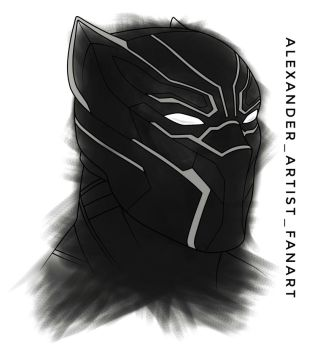 Black_Panther by Alex6556