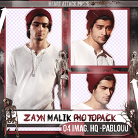 ZaynMalik|Pack Png by Heart-Attack-Png