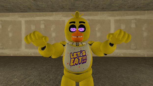 chica owns you by gym65