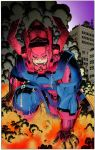 Galactus Color by RixxJavix