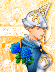 Black Clover Characters Profile - Charlotte -TCW by TheColoringWorld