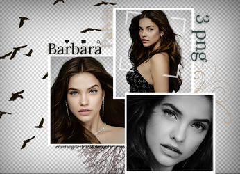 Barbara Palvin Png Pack. by emirtangulerfc1234