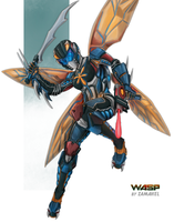 WASP by Guiler-717