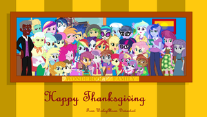 WONDERCOLTS FOREVER (Thanksgiving 2017) by WesleyAbram