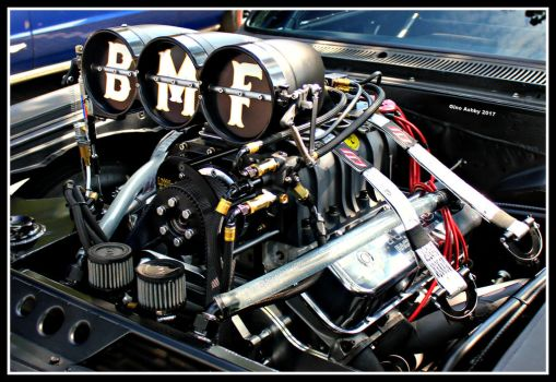 BMF Engine by StallionDesigns