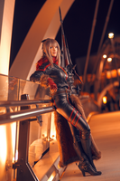 Aranea Highwind IX by Ettelle